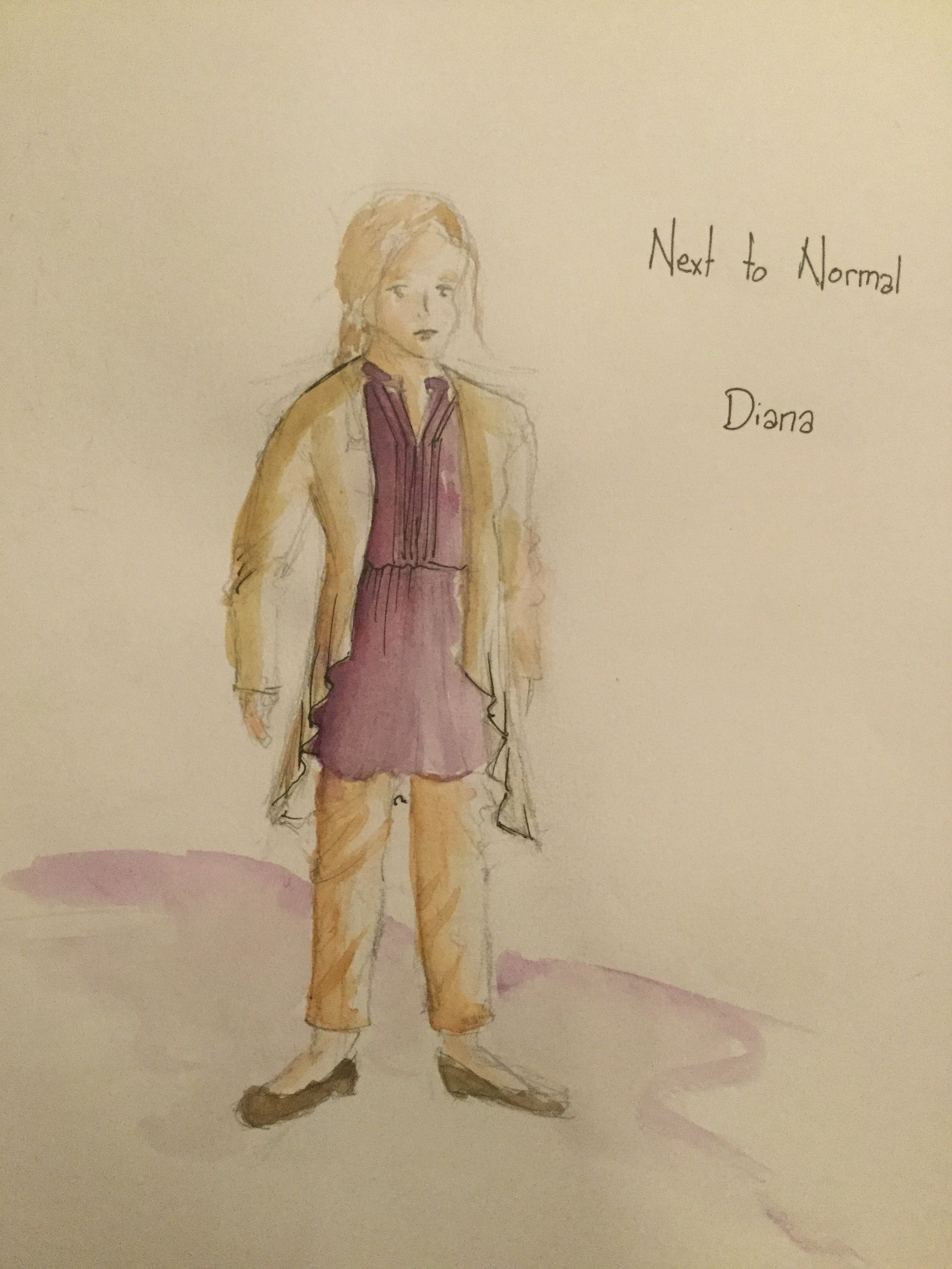 Dianne (Next To Normal)