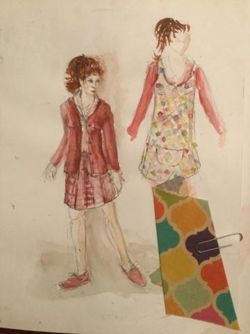 Rosemary (Factory Girls)