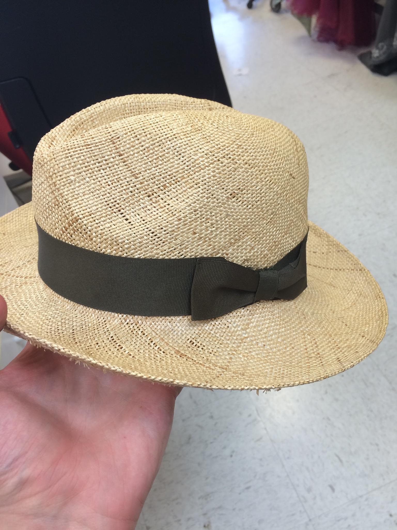 Rebanded Hat